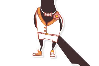 Curious Magpie logo