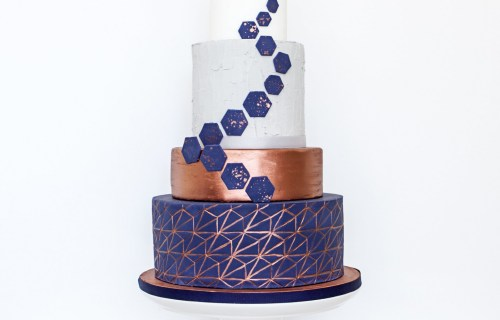 The Cake Spa - Modern, alternative wedding cakes 4