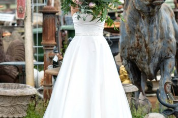 Bridal Reloved Street - Reclamation Yard Wedding Styled Shoot - Photos by Jim - 2