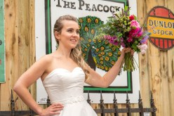 Bridal Reloved Street - Reclamation Yard Wedding Styled Shoot - Photos by Jim - 67