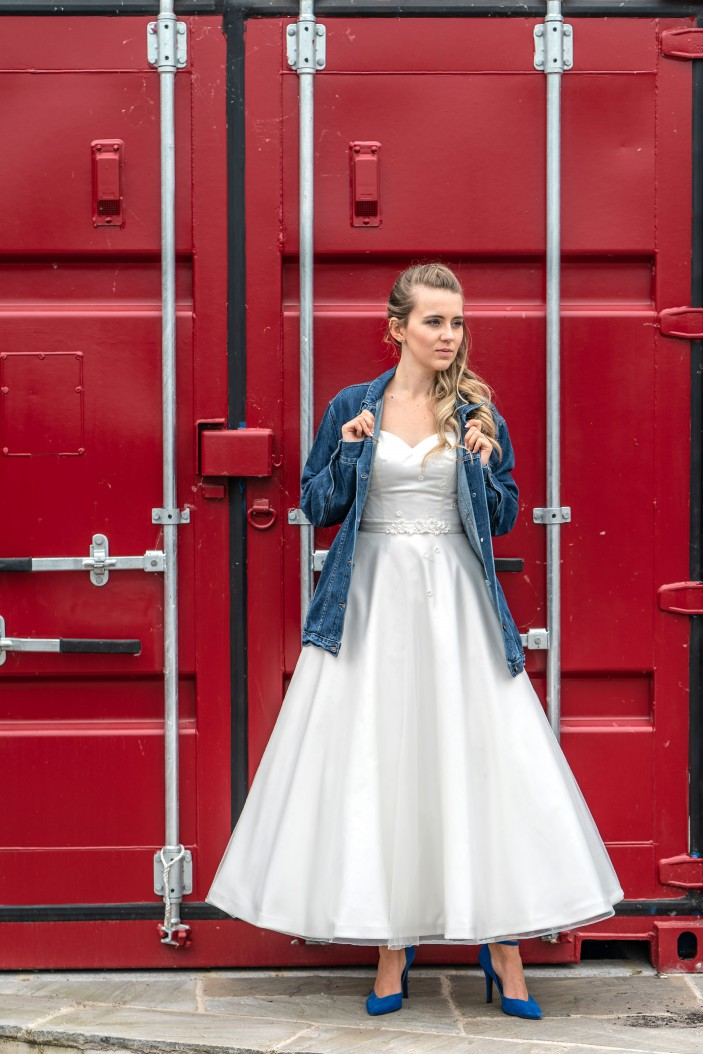 Bridal Reloved Street - Reclamation Yard Wedding Styled Shoot - Photos by Jim - 69