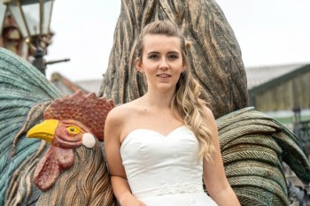 Bridal Reloved Street - Reclamation Yard Wedding Styled Shoot - Photos by Jim - 7