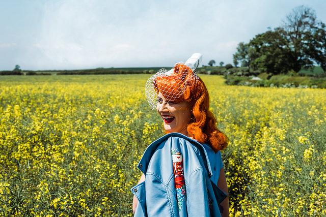 My Pretties - Dorothy - Wizard of Oz wedding styled shoot - Kieran Paul Photography 100