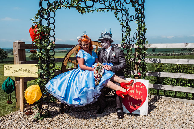 My Pretties - Dorothy - Wizard of Oz wedding styled shoot - Kieran Paul Photography 14 (2)