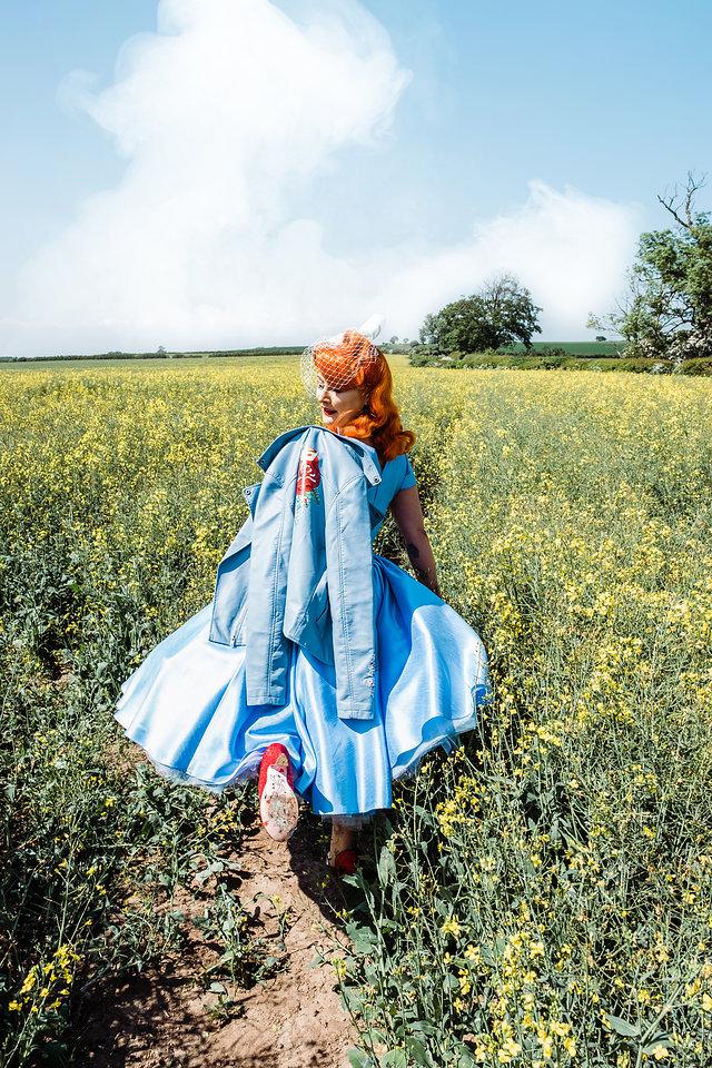 My Pretties - Dorothy - Wizard of Oz wedding styled shoot - Kieran Paul Photography 29 (2)