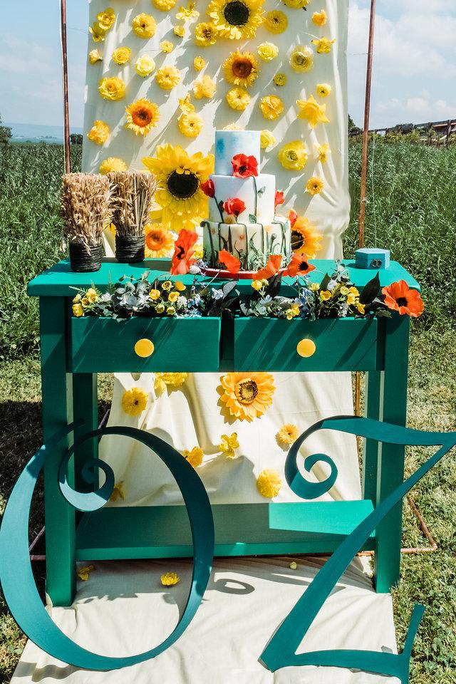 My Pretties - Dorothy - Wizard of Oz wedding styled shoot - Kieran Paul Photography 40