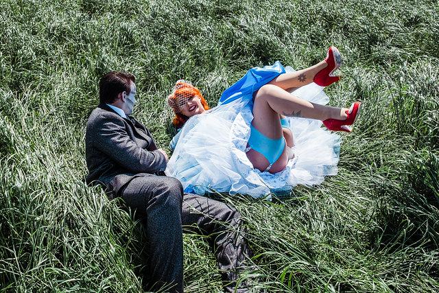 My Pretties - Dorothy - Wizard of Oz wedding styled shoot - Kieran Paul Photography 41