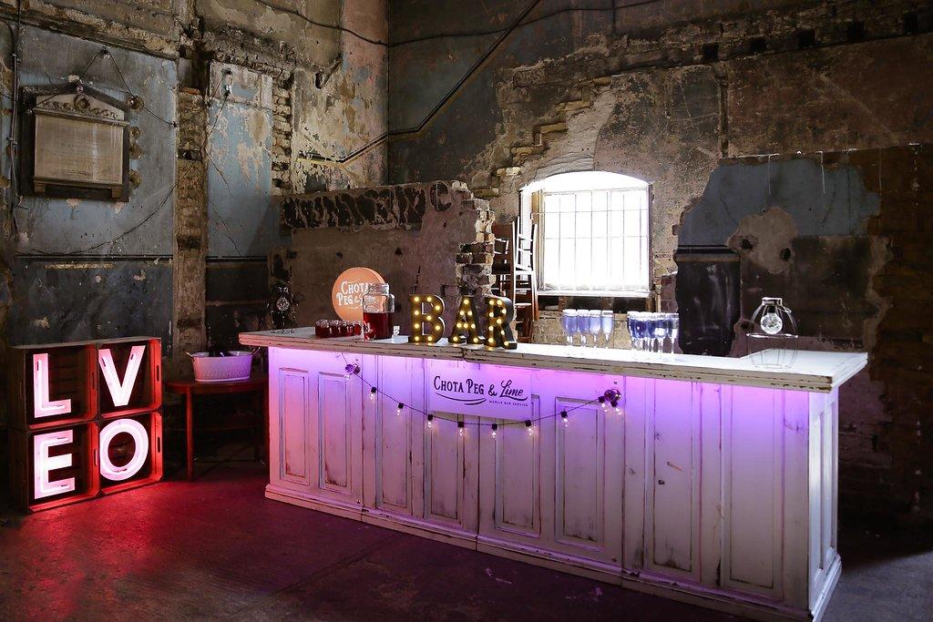Rock the Purple Love - Gido Weddings - The Asylum Chapel - alternative wedding inspiration 111 - urban modern wedding