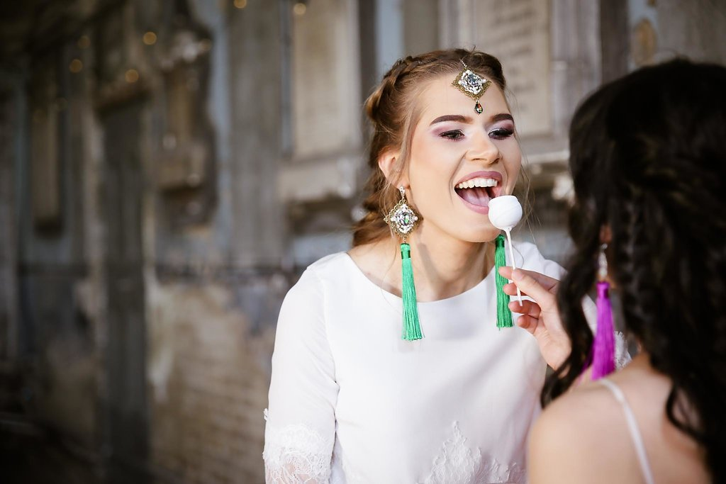Rock the Purple Love - Gido Weddings - The Asylum Chapel - alternative wedding inspiration 109 - urban modern wedding