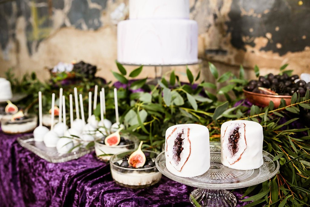 Rock the Purple Love - Gido Weddings - The Asylum Chapel - alternative wedding inspiration 105 - urban modern wedding
