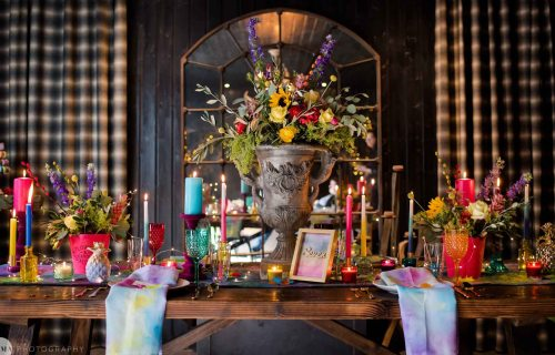 1. The Wedding Alchemist - alternative wedding styling - unconventional wedding