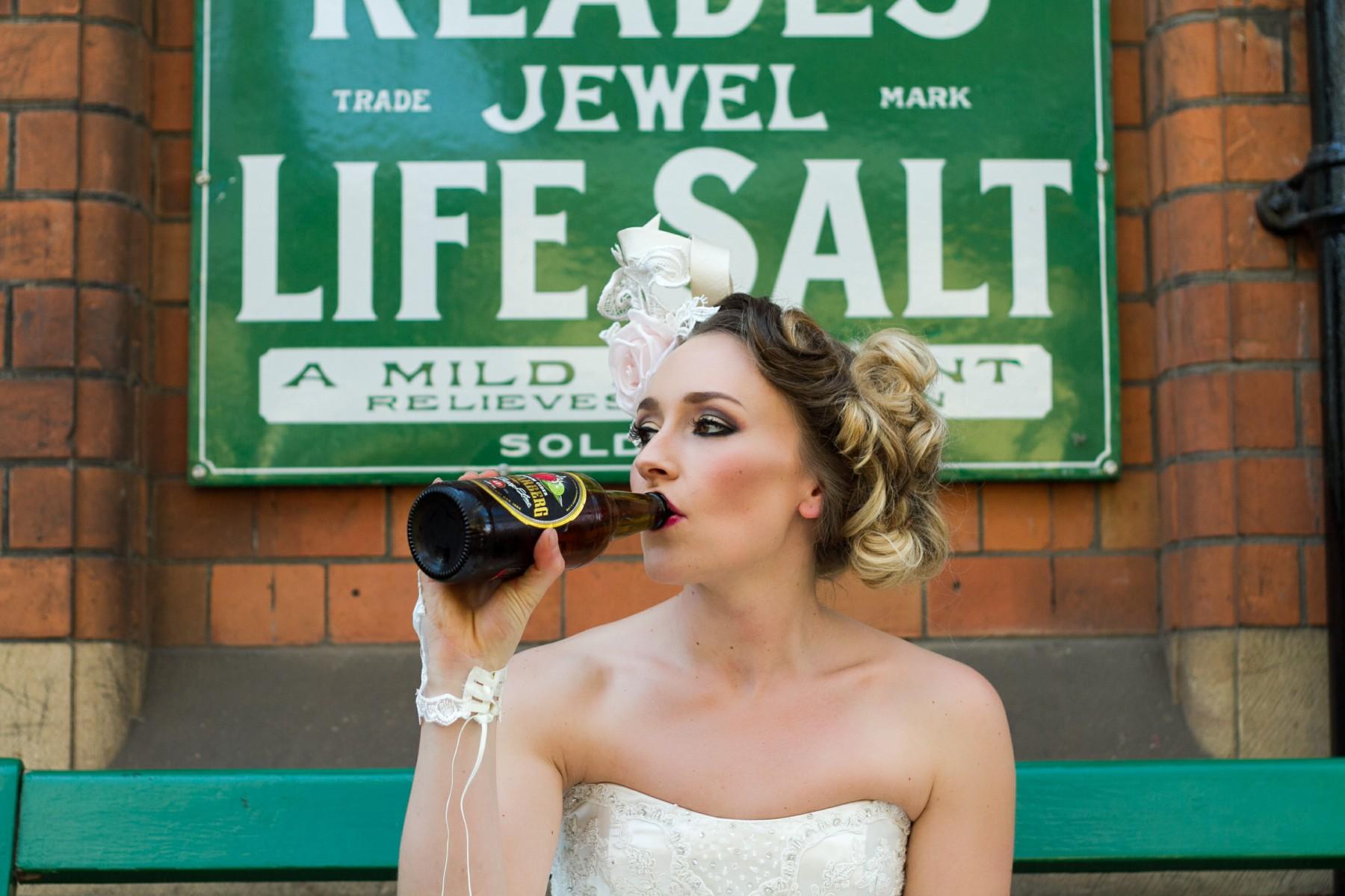 Iso Elegant Photography - Leicester wedding network - Railway wedding - vintage wedding 17