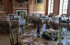 Stanford Hall - Exclusive wedding venue - leicester wedding venue - midlands wedding venue 12 - ballroom wedding breakfast