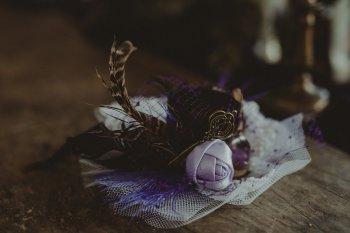 Studio Fotografico Bacci - Steampunk wedding - alternative wedding 1