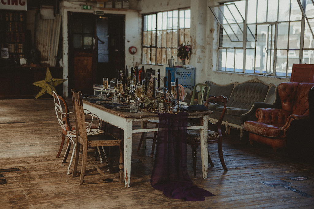 Studio Fotografico Bacci - Steampunk wedding - alternative wedding 12