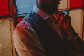 Studio Fotografico Bacci - Steampunk wedding - alternative wedding 2