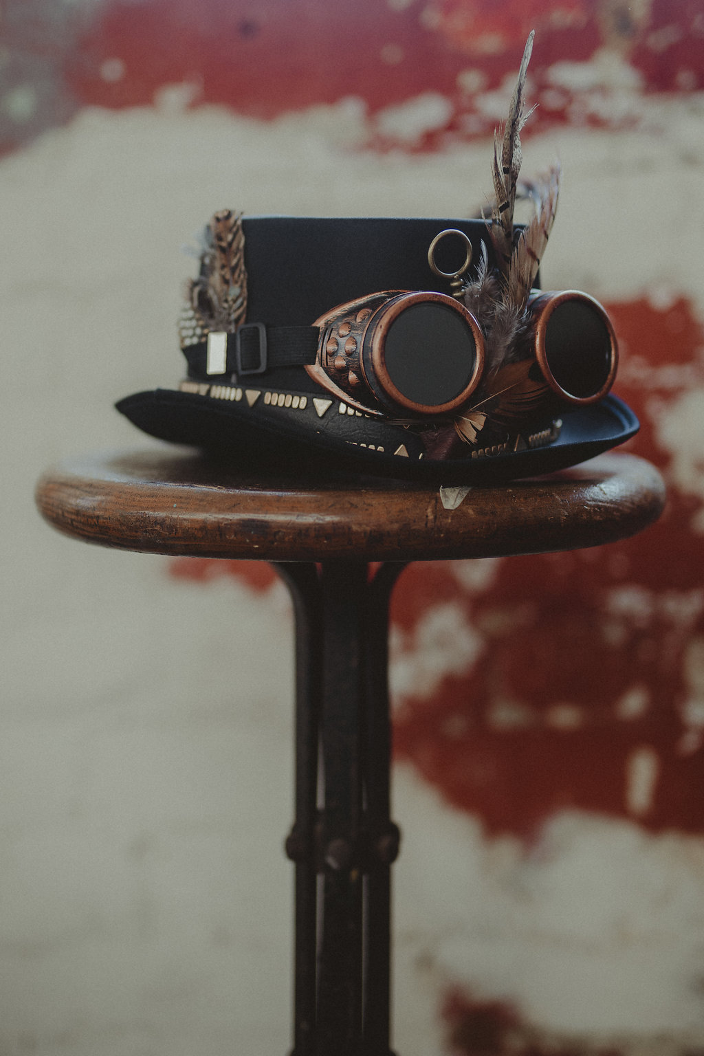 Studio Fotografico Bacci - Steampunk wedding - alternative wedding 20