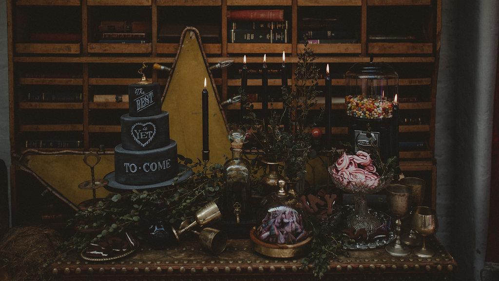 Studio Fotografico Bacci - Steampunk wedding - alternative wedding 24