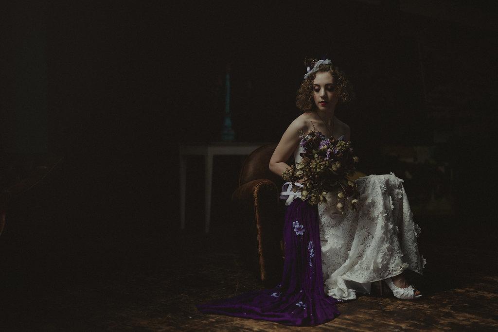 Studio Fotografico Bacci - Steampunk wedding - alternative wedding 31