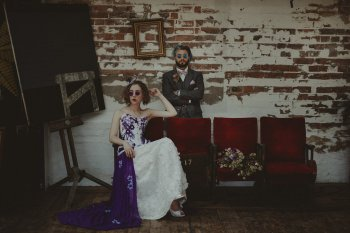 Studio Fotografico Bacci - Steampunk wedding - alternative wedding 75