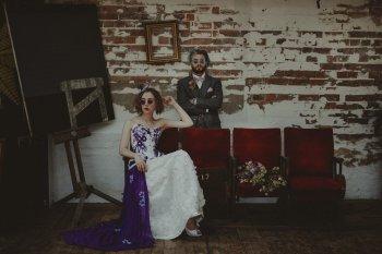 Studio Fotografico Bacci - Steampunk wedding - alternative wedding 75