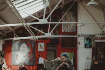 Studio Fotografico Bacci - Steampunk wedding - alternative wedding 81