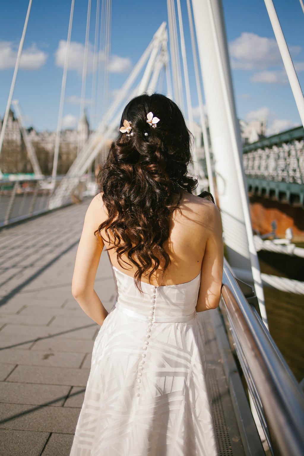 Nina Pang Photography - City Bride - London wedding - City wedding - Chinese wedding 15 (2)