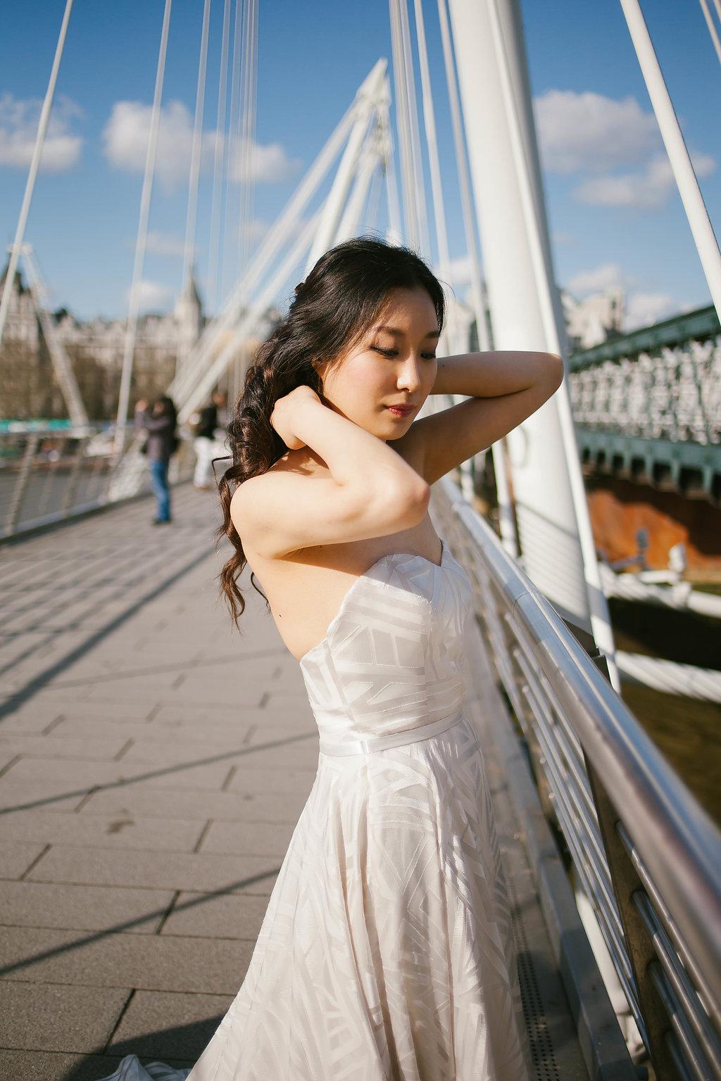Nina Pang Photography - City Bride - London wedding - City wedding - Chinese wedding 18