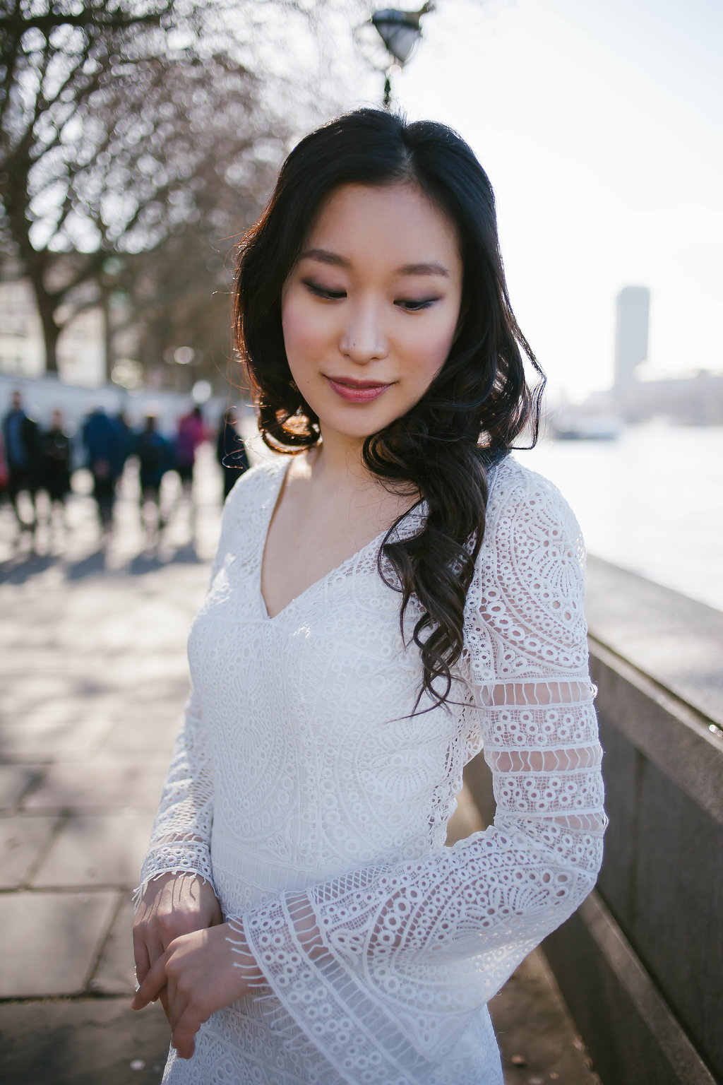 Nina Pang Photography - City Bride - London wedding - City wedding - Chinese wedding 22