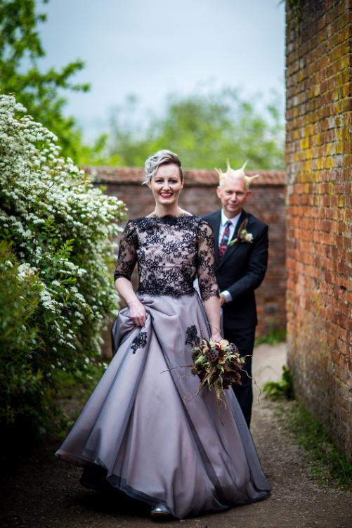 Angelic Photography - Bride Diva - Alternative bridal wear - bespoke bridal wear - unique wedding dress 1