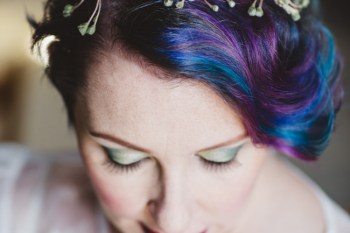 Cristina Rossi Photography - alternative vow renewal - alternative wedding - Kat and Jeremy vow renewal 10