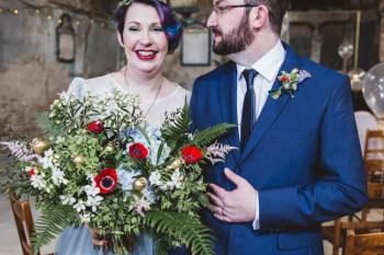 Cristina Rossi Photography - alternative vow renewal - alternative wedding - Kat and Jeremy vow renewal 22