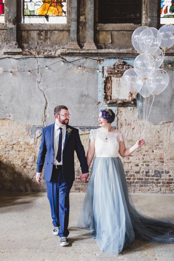Cristina Rossi Photography - alternative vow renewal - alternative wedding - Kat and Jeremy vow renewal 36