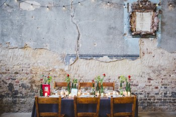 Cristina Rossi Photography - alternative vow renewal - alternative wedding - Kat and Jeremy vow renewal 4