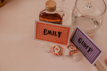 EmilyandGeoff- Nicki Shea Photography- Circus Wedding names
