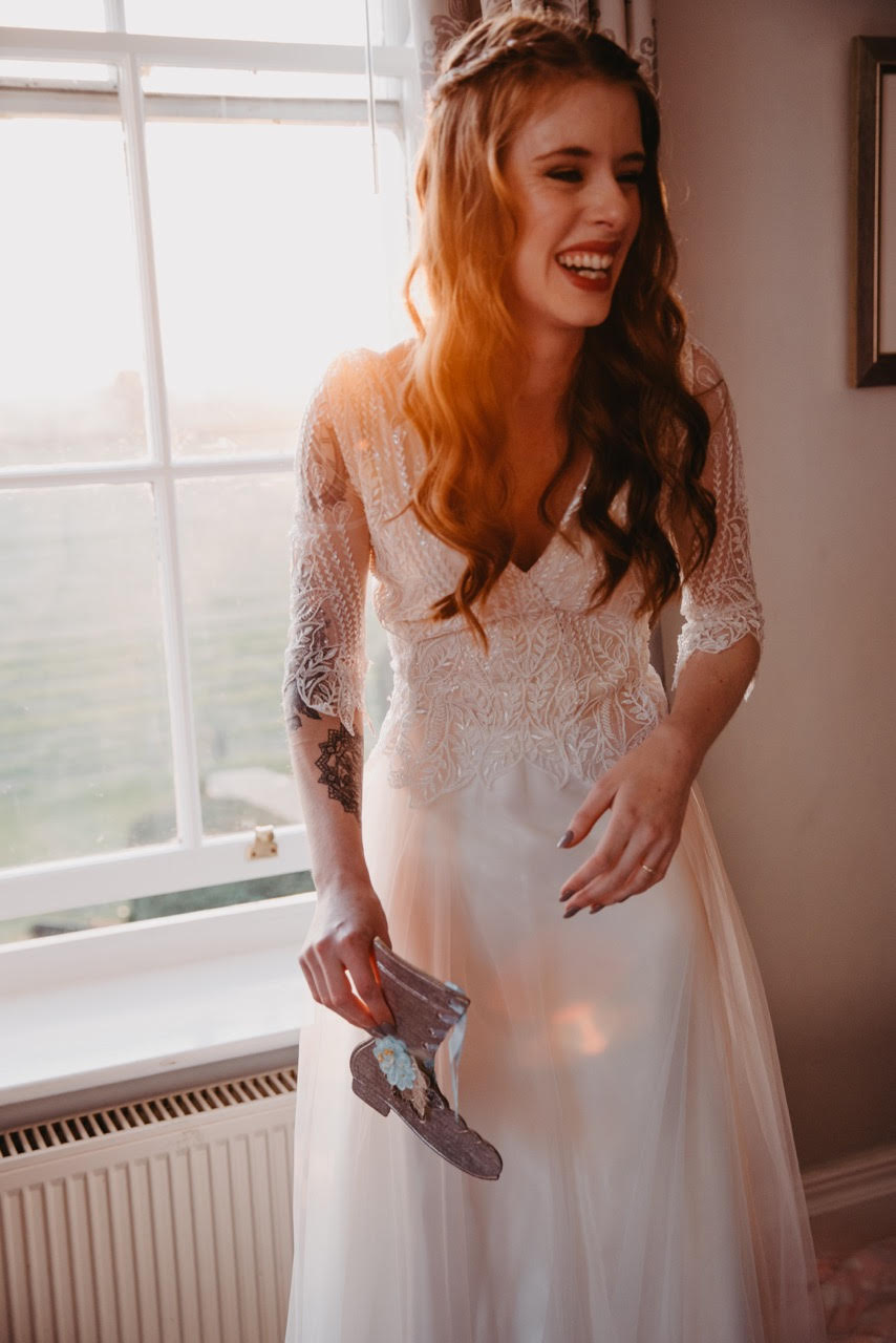 My Little Wedding Shop - unique wedding dress - unique wedding gown - shropshire wedding dress 4