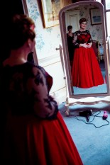 Photographer unknown - Bride Diva - Alternative bridal wear - bespoke bridal wear - unique wedding dress 1