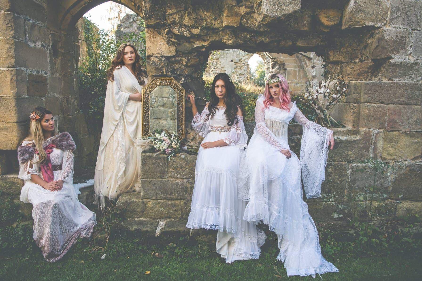 brides-alternative wedding