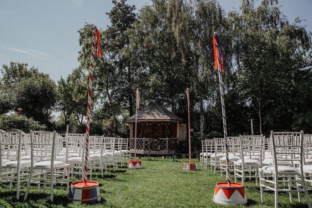 EmilyandGeoff- Nicki Shea Photography- Circus Wedding- seats