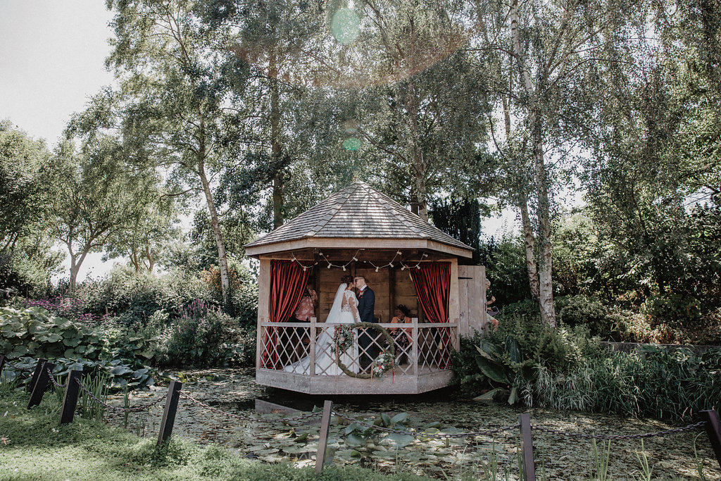 EmilyandGeoff- Nicki Shea Photography- Circus Wedding- hut
