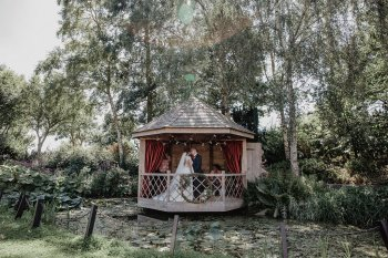 EmilyandGeoff- Nicki Shea Photography- Circus Wedding- hut