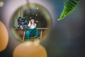 Curious Magpie- Science Geeks Wedding-Bride