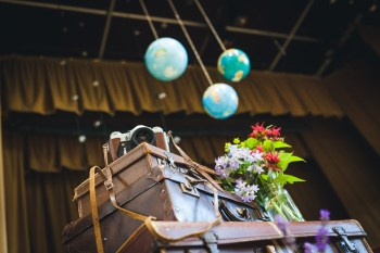 Curious Magpie- Science Geeks Wedding-Globes