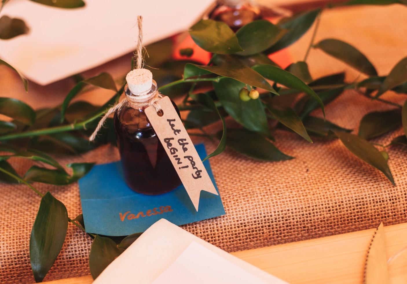 Festival Wedding- Joelle Poulos- Gift