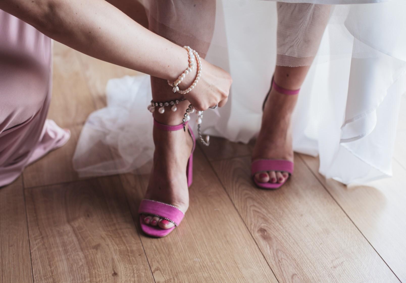 Festival Wedding- Joelle Poulos- Shoes