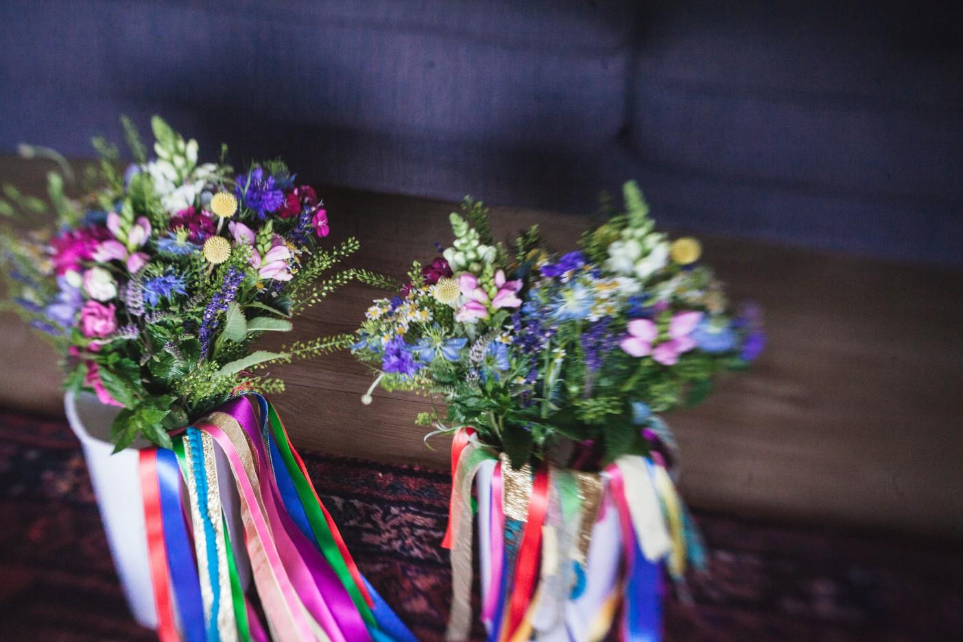 Festival Wedding- Joelle Poulos- Wildflowers