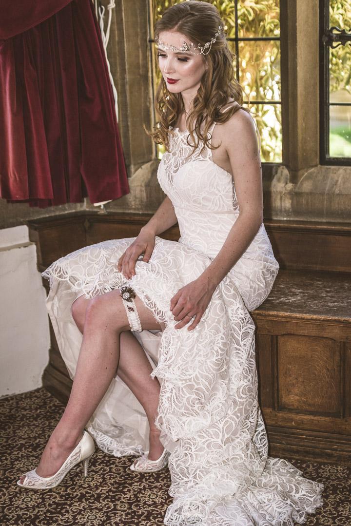 Perfect Timing- Skull Shoot-Bride Sitting