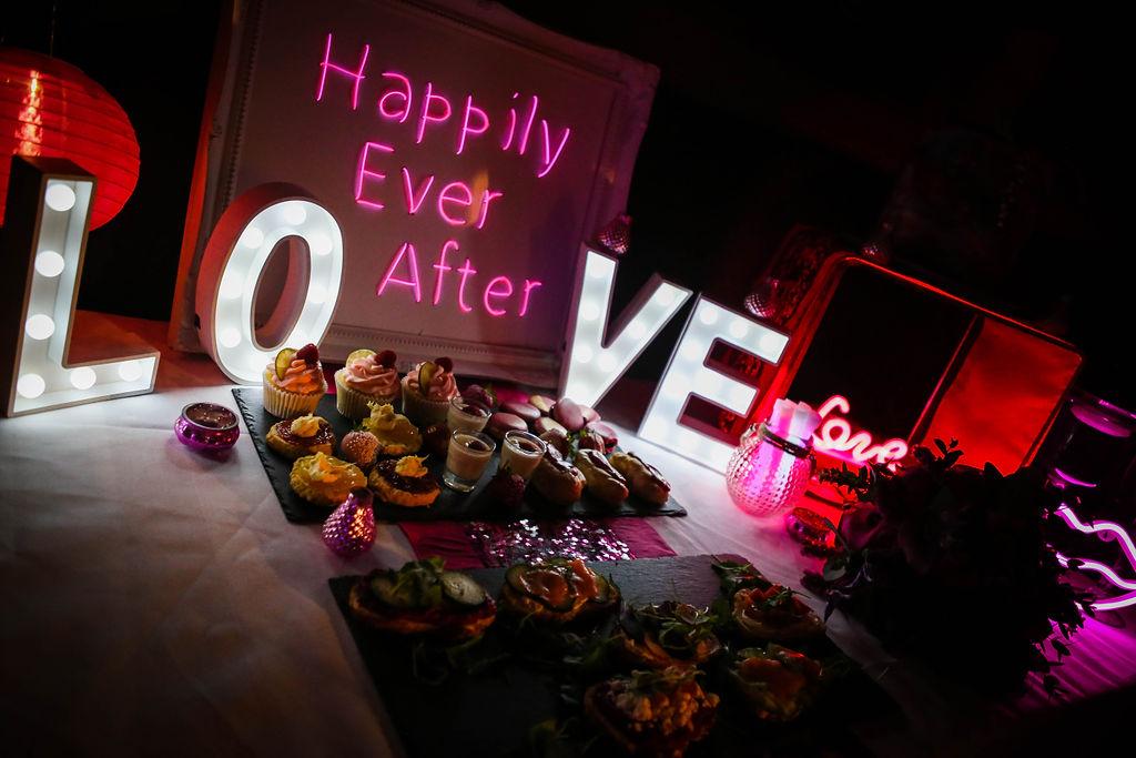 neon dreams- free form images- valentines- happy