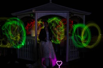 neon dreams- free form images- valentines- lights