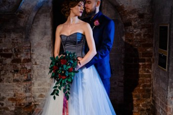 gothic glamour- vicki clayson photography-couple
